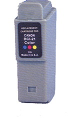 Canon BCI-21/24 Color Compatible Ink Cartridge