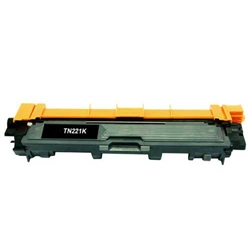 Brother TN221K Compatible Black Toner Cartridge