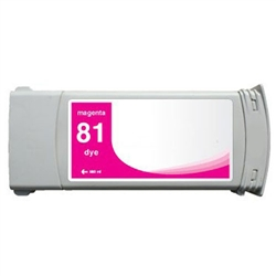 HP Compatible C4932A (#81) Magenta Ink Cartridge
