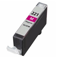 Canon CLI-221M Compatible Magenta Ink Cartridge
