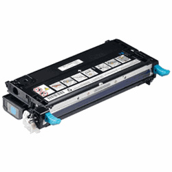 Dell 310-8094 Compatible Cyan Hi-Yield Toner Cartridge