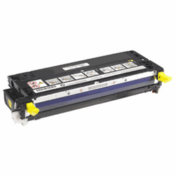 Dell 310-8098 Compatible Yellow Hi-Yield Toner Cartridge