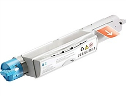 Dell310-7891 Compatible Cyan Hi-Yield Toner Cartridge