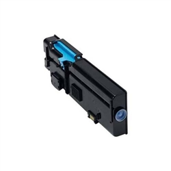 Dell 593-BBBT Compatible Cyan Toner Cartridge