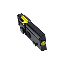 Dell 593-BBBR Compatible Yellow Toner Cartridge