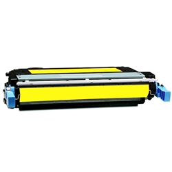 HP CB402A (HP 642A) Compatible Yellow Toner Cartridge
