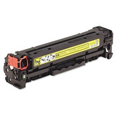 HP CC532A Compatible Yellow Toner Cartridge