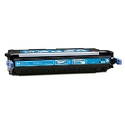 HP Q7581A (HP 503A) Compatible Cyan Toner Cartridge