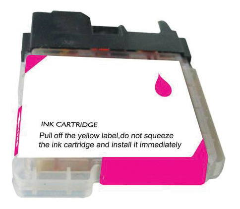 Brother Compatible Ink Cart LC65M Magenta