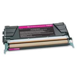Lexmark C748H1MG Compatible Magenta Toner Cartridge