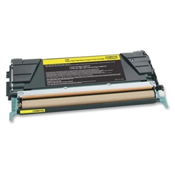 Lexmark C748H1YG Compatible Yellow Toner Cartridge