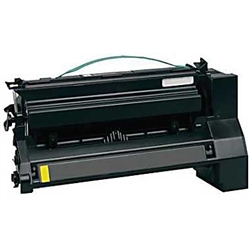 Lexmark C780A1YG Compatible Yellow Toner Cartridge