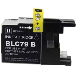 Brother Compatible Ink Cart LC79BK Black