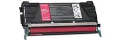 Lexmark C734A1MG Compatible Magenta Laser Toner Cartridge