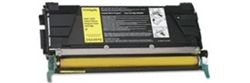 Lexmark  C734A1YG Compatible Yellow Laser Toner Cartridge