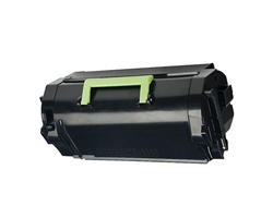 Lexmark 62D1H00 Compatible High Yield Black Toner Cartridge