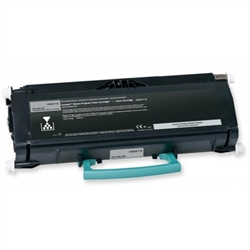 Lexmark X463X21G Hi-Yield Compatible Black Toner Cartridge