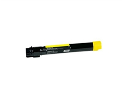 Lexmark X950X2YG Compatible Extra High Yield Yellow Toner Cartridge
