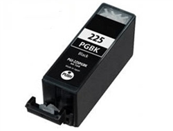 Canon PGI-225BK Compatible Pigment Black Ink Cartridge