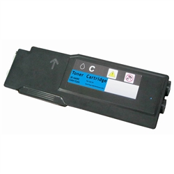 Xerox 106R02225 Hi Yield Compatible Cyan Toner Cartridge