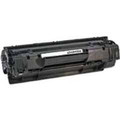 HP CB435A Compatible Black MICR Toner Cartridge
