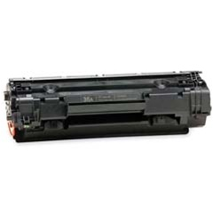 HP CB436A Compatible Black MICR Toner Cartridge