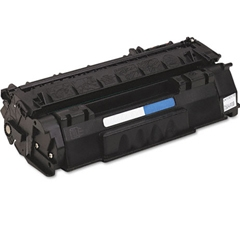 HP Compatible Q7551A Black MICR Toner Cartridge