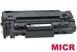 HP Q7551X Compatible Black MICR Toner Cartridge