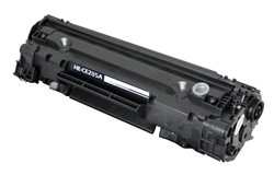 HP Compatible CE285A Black Toner Cartridge