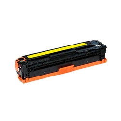 HP CE342A (651A) Compatible Yellow Toner Cartridge