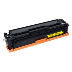 HP PTCE412A (#305A) Yellow Toner Cartridge