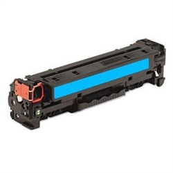 HP Compatible CF211A (#131) Cyan Toner Cartridge