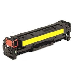 HP Compatible CF212A (#131) Yellow Toner Cartridge