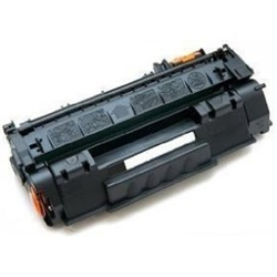 HP Q7553A Jumbo Compatible Black Toner