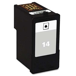 Lexmark 18C2090 (No. 14) Remanufactured Black Ink Cartridge