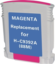HP Remanufactured C9392AN (HP 88) Ink Cartridge