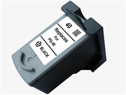 Canon PG-40 Reman Black Ink Cartridge