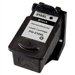 Canon PG-210XL Reman Black Ink Cartridge