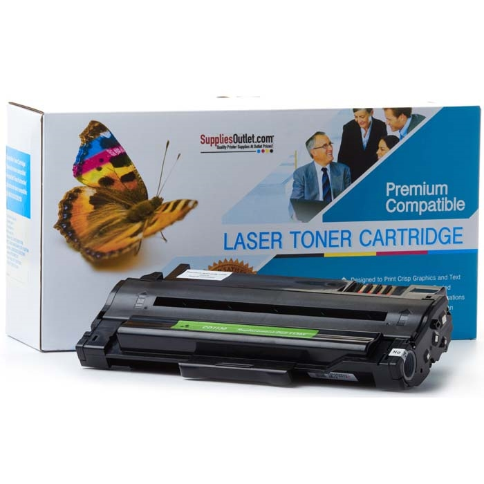 Dell 330-9523 Compatible Black  H-Yield Toner Cartridge