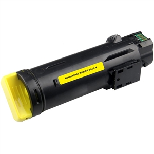 Xerox 106R03692 Extra Hi Yield Compatible Yellow Toner