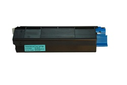 Okidata 42127403 Compatible High Yield Cyan Toner Cartridge
