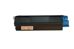 Okidata 42127402 Compatible High Yield Magenta Toner Cartridge