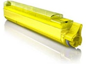 Okidata  42918901 Compatible Yellow Toner Cartridge