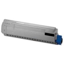 Okidata 44059112 Comptible Black Toner Cartridge