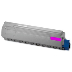Okidata 44059110 Compatible Magenta Toner Cartridge