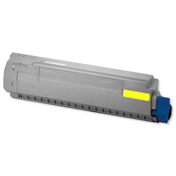 Okidata 44059109 Compatible Yellow Toner Cartridge