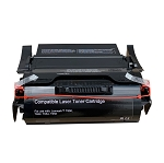 Lexmark Compliant T650A11A Toner (OEM Chip) for T650, T652, T654, T656, X651, X652, X656, X658 Series Printers