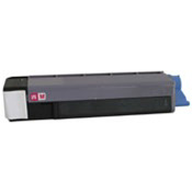 Okidata 43324467 Compatible Magenta Toner Cartridge