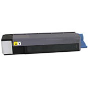 Okidata 43324466 Compatible Yellow Toner Cartridge