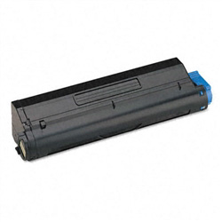 Okidata 43979101 Compatible Black Toner Cartridge
